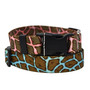 Giraffe Print - Martingale Pet Collar