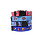 Nautical - Martingale Pet Collar