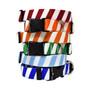 Team Spirit-White Stripes - Martingale Pet Collar