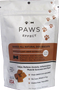 Paws Effect Pumpkin & Peanut Butter CBD Dog Biscuit front