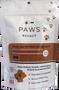 Paws Effect Pumpkin & Peanut Butter CBD Dog Biscuit front