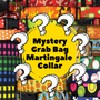 Mystery Grab Bag Dog Martingale Collar - Made in the USA