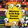 Mystery Grab Bag Roman Dog Harness