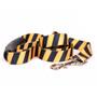Team Spirit Yellow and Black EZ-Grip Dog Leash