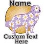 Golden Retriever Personalized Pet T-Shirt