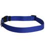 Solid Royal Blue Dog Collar