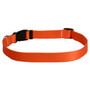 Solid Orange Dog Collar
