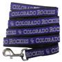 Colorado Rockies Dog LEASH