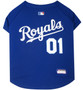 Kansas City Royals Pet JERSEY