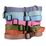 Simple Solids Martingale Dog Collar