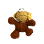 Miguel Monkey Mighty Micro Fiber Balls Dog Toy