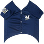 Milwaukee Brewers MLB Pet JERSEY