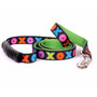 Hugs and Kisses Uptown Designer Dog Leash