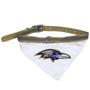 Baltimore Ravens Bandana Dog Collar