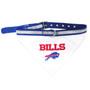 Buffalo Bills Bandana Dog Collar