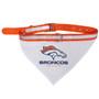 Denver Broncos Bandana Dog Collar