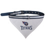 Tennessee Titans Bandana Dog Collar