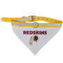 Washington Redskins Bandana Dog Collar
