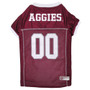 Texas A&M Football Dog Jersey back