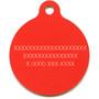 Christmas Stockings HD Dog ID Tag