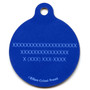 Anchors Away HD Dog ID Tag