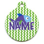Fish Tales HD Pet ID Tag