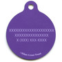 Fish Tales HD Dog ID Tag