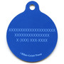 Starfish Baby HD Dog ID Tag