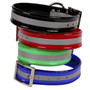 Reflective 1.5In Wide Sunglo Waterproof Dog Collar