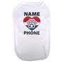 Personalized Patriotic Paws Pet T-Shirt