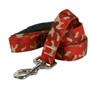 Camo Red EZ-Grip Dog Leash