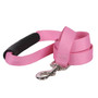 Light Pink Simple Solid EZ-Grip Dog Leash
