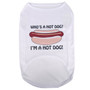 Who's a Hot Dog Pet Shirt