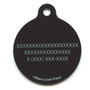 Ghost Party HD Dog ID Tag