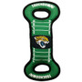 Jacksonville Jaguars field tug dog toy