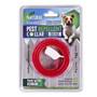 Essential Oils Natural Flea Dog Collar - Pink Polka Dot