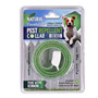 Essential Oils Natural Flea Dog Collar - Green Geometric