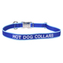 Premium Personalized Dog Collar With Embroidered Names