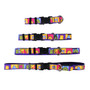 Solid Colors Light Up Dog Collar