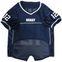 Tom Brady New England Patriots NFL Football Pet Jersey