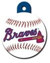 Atlanta Braves Dog Products