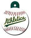 Oakland Athletics Dog Products