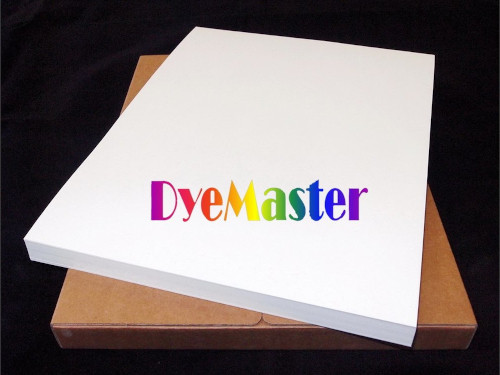 "DyeMaster 8.5 x 11"" Sublimation Paper"