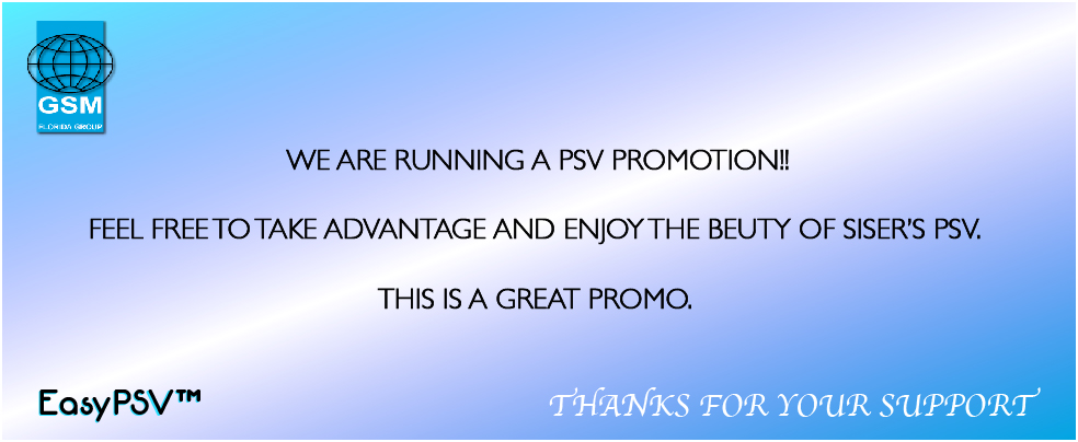 PSV promotion