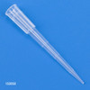 Pipette Tip, 1 - 200uL, Certified, Universal, Low Retention, Graduated, 54mm, Natural, Sterile, 1000/Stand-Up Resealable Bag
