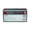 BX3D Black Nitrile Industrial Latex Free Disposable Gloves, Case/2000