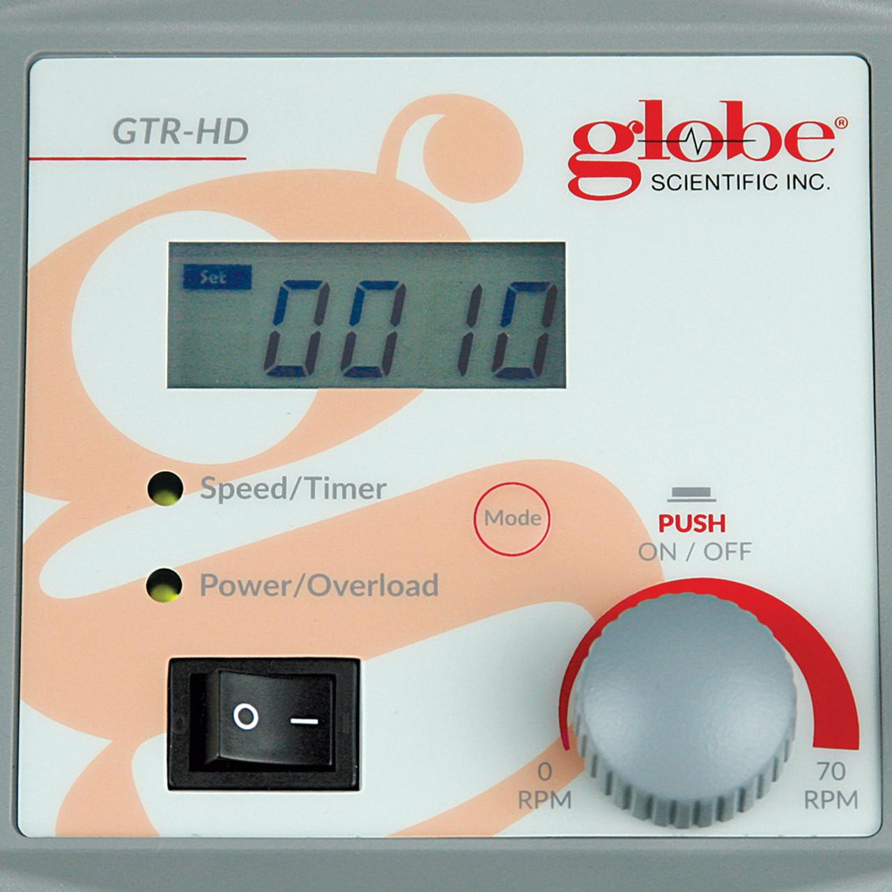 GTR-HD Horizontal Digital Tube Rotator