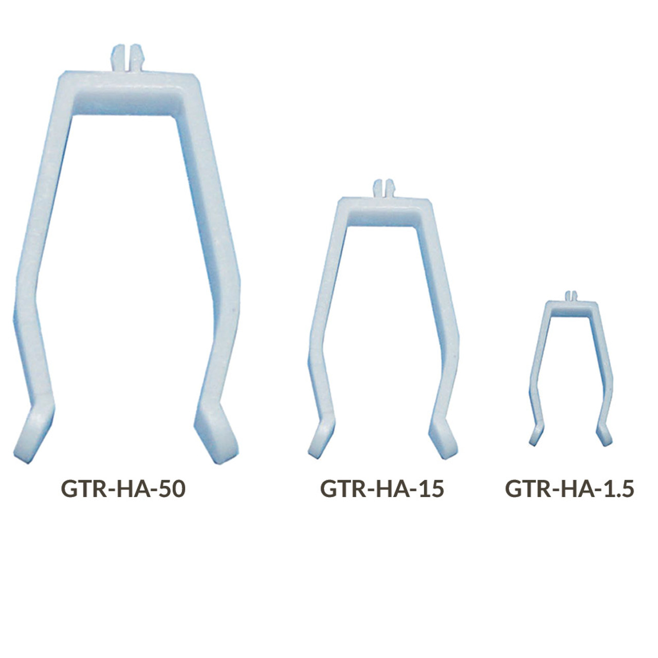 GTR-HA Tube Rotator Clips