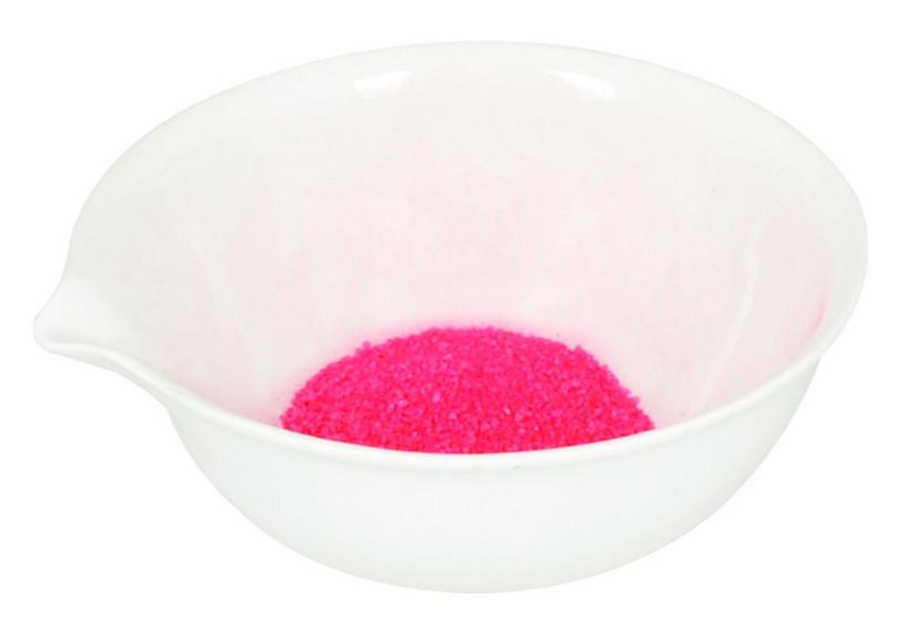 Porcelain Basin Evaporating - Round Form, 80ml (CS/12)