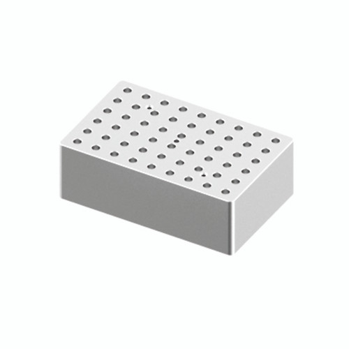 HB120-S Block - For 0.2mL Tubes, 54 Holes